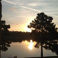 Photo taken at La Torretta Lake Resort & Spa by Nikki W. on 8/13/2012