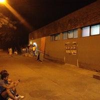 Photo taken at Pratersauna by Franz L. on 8/22/2012