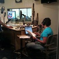 Photo taken at Vocalo 89.5 FM by Christina E. on 9/6/2012