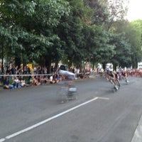 Photo taken at Portland Twilight Criterium by James T. on 8/11/2012