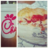Photo taken at Chick-fil-A Magwood by Lauren T. on 7/28/2012