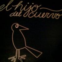 Photo taken at El Hijo del Cuervo by Seday M. on 9/1/2012