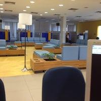 Photo taken at Banco do Brasil by Walber P. on 3/23/2012