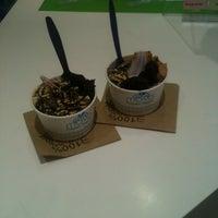 Photo taken at Moyo Frozen Yogurt by Mario C. on 7/1/2012