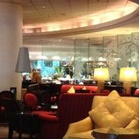 Photo taken at Plaza Athénée Bangkok, A Royal Méridien Hotel by Chayatouch on 7/20/2012