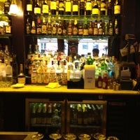 Photo taken at Papillon Bistro and Bar by Ryan S. on 4/10/2012