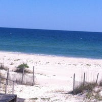Photo taken at St. George Island, FL. by Leslie G. on 4/12/2012