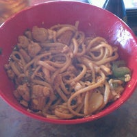 """Photo taken at Genghis Grill by Auntjuan """"Mr. Community"""" W. on 6/23/2012"""