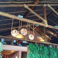 Photo taken at Restaurante Cabana do Sol by Izabela M. on 5/6/2012
