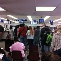 Photo taken at San Mateo DMV Office by Lorna J. on 5/11/2012