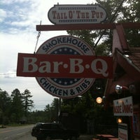 Photo taken at Tail O' The Pup by Matt M. on 6/8/2012