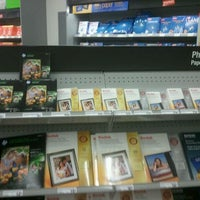 Photo taken at Staples by Deejay on 2/17/2012