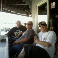 Photo taken at Sand Bar by Carmella A. on 8/23/2012
