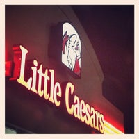 Photo taken at Little Caesars by Alan D. on 3/31/2012