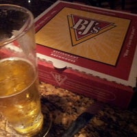Photo taken at BJ's Restaurant and Brewhouse by Brandon J. on 5/17/2012