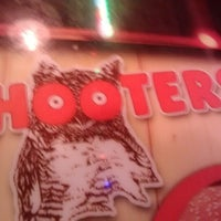 Photo taken at Hooters by Loren W. on 7/18/2012