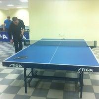 Photo taken at STIGA (Tenis de masă) by Dumitru C. on 3/29/2012