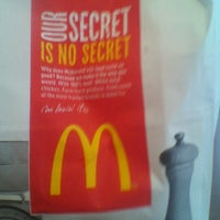 Photo taken at McDonald's by Delia H. on 7/9/2012