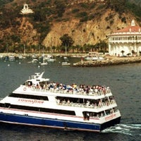 Photo taken at Catalina Flyer by J on 5/28/2012