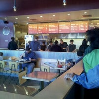 Photo taken at Chipotle Mexican Grill by Linda C. on 4/27/2012