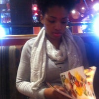 Photo taken at Red Robin Gourmet Burgers by Scoop S. on 4/6/2012