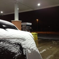 Photo taken at Kwik Trip by Shrimper D. on 2/14/2012