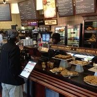Photo taken at Bagel Beanery by Erasmo V. on 4/12/2012