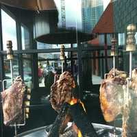 Photo taken at Fogo de Chao Brazilian Steakhouse by firat i. on 3/13/2012