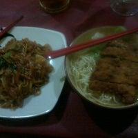 Photo taken at Hikari Ramen & Japanese Food by Shendy D. on 8/9/2012