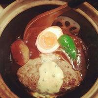 Photo taken at 山本のハンバーグ 恵比寿本店 by Metalhealer Y. on 4/20/2012