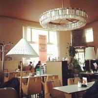 Photo taken at Café Prückel by Baher A. on 5/4/2012