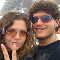 Photo taken at Walmart Supercenter by Nina I. on 3/2/2012