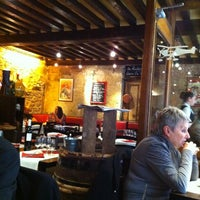 Photo taken at La Cuisine by Florent on 4/25/2012