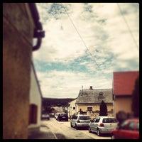 Photo taken at Csopak by Virág A. on 6/9/2012