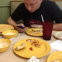 Photo taken at Cicis by Anthony J. on 4/28/2012