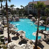 Photo taken at Hyatt Regency Huntington Beach Resort and Spa by Dawn C. on 6/24/2012