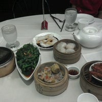 Photo taken at Ping's Seafood by Jason L. on 6/8/2012
