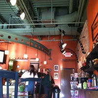 Photo taken at Crow About It Coffee & Cakes by Ilaria G. on 8/18/2012