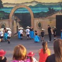 Photo taken at Beverly S. Sheffield Zilker Hillside Theater by Claudia G. on 8/25/2012