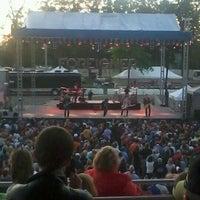 Photo taken at Darke County Fairgounds by Kari L. on 8/20/2012