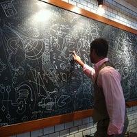 Photo taken at 5 Napkin Burger by Kyle P. on 8/12/2012