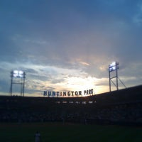 Photo taken at Huntington Park by Jeremy B. on 7/6/2012