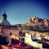 Photo taken at Hotel Hospes Amérigo***** by Pau G. on 7/10/2012