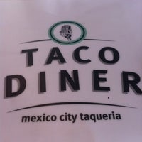 Photo taken at Taco Diner by Ray M. on 5/21/2012