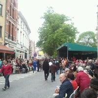 Photo taken at Steenstraat by Koen V. on 5/17/2012