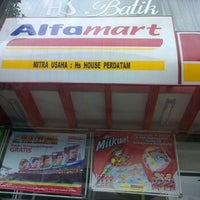 Photo taken at Alfamart by Icang G. on 6/3/2012