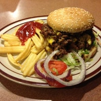 Photo taken at Denny's by Cesar P. on 7/12/2012