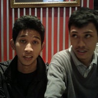 Photo taken at TRS Diner by faristya t. on 9/2/2011