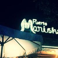 Photo taken at Puerto Marisko Rest by ivy♥ on 1/22/2012