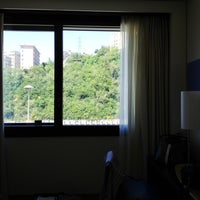 Photo taken at Novotel by forest on 5/18/2012